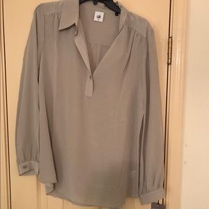 d1f7b6641a18af CAbi Tops - CAbi Silk Blouse New Fall 2017 Collection